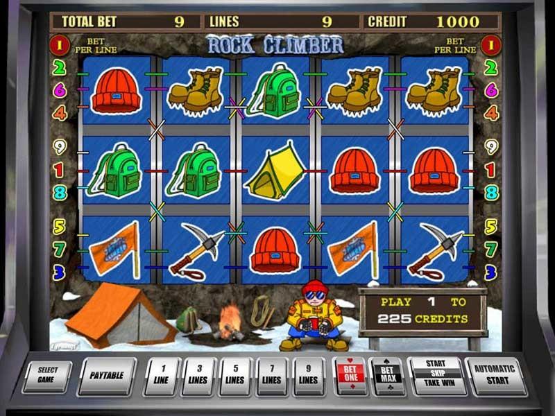 Игровой автомат rock climber играть онлайн рейтинг слотов рф бесплатные игровые автоматы без регистрации бесплатно скачать